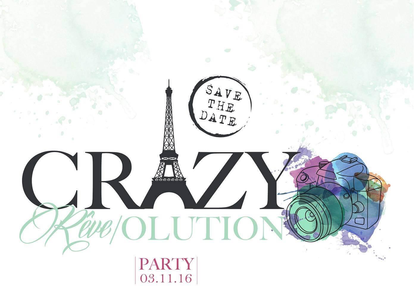 Soirée Crazy Révolution